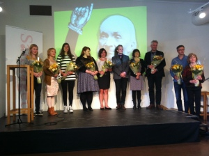 Samlaget sine debutantar i 2013